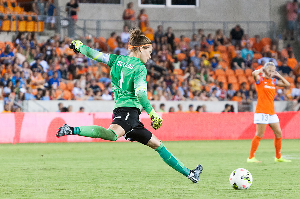 Houston Dash Soccer